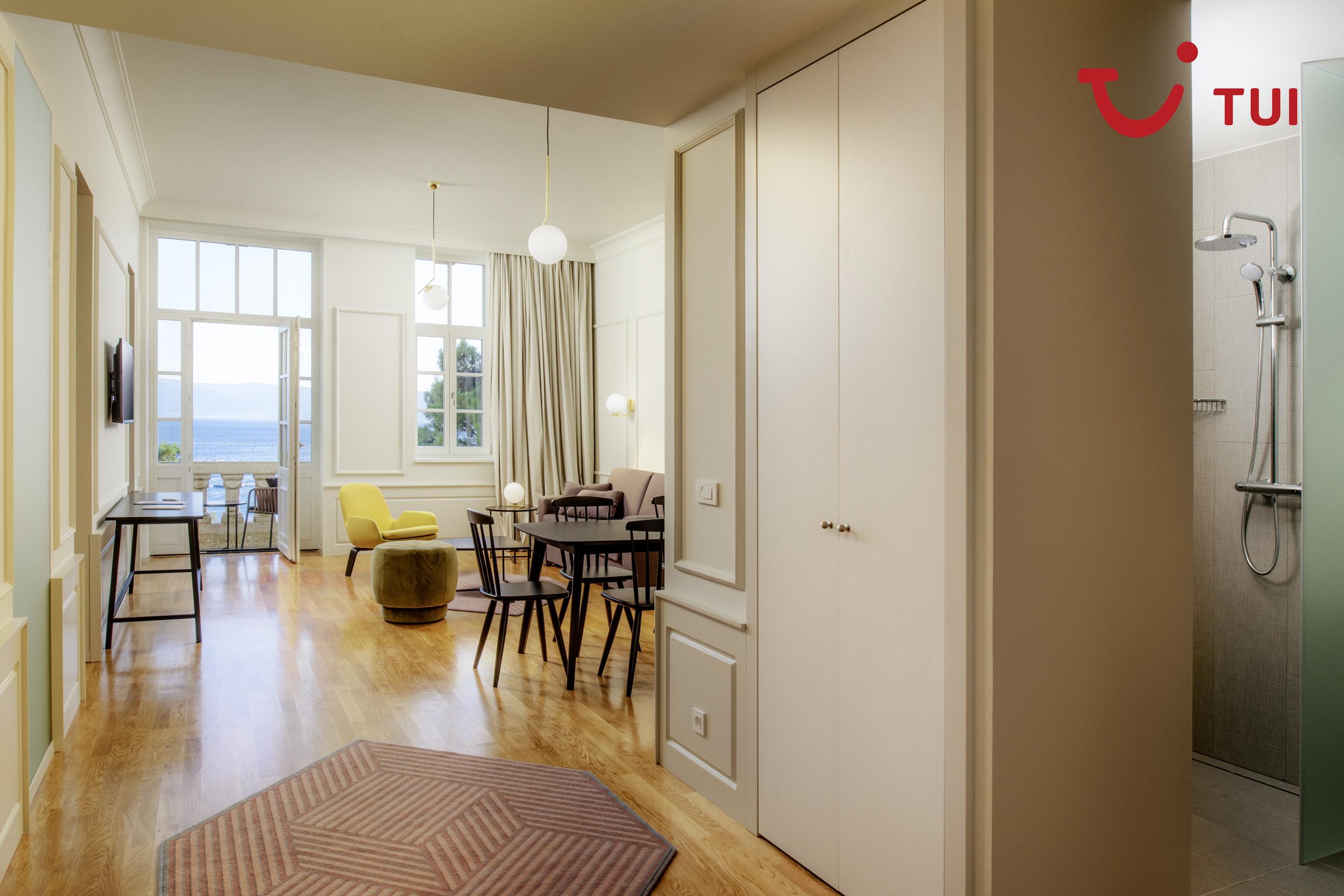 Tui hotel lisanj kroatien hotelzimmer suite