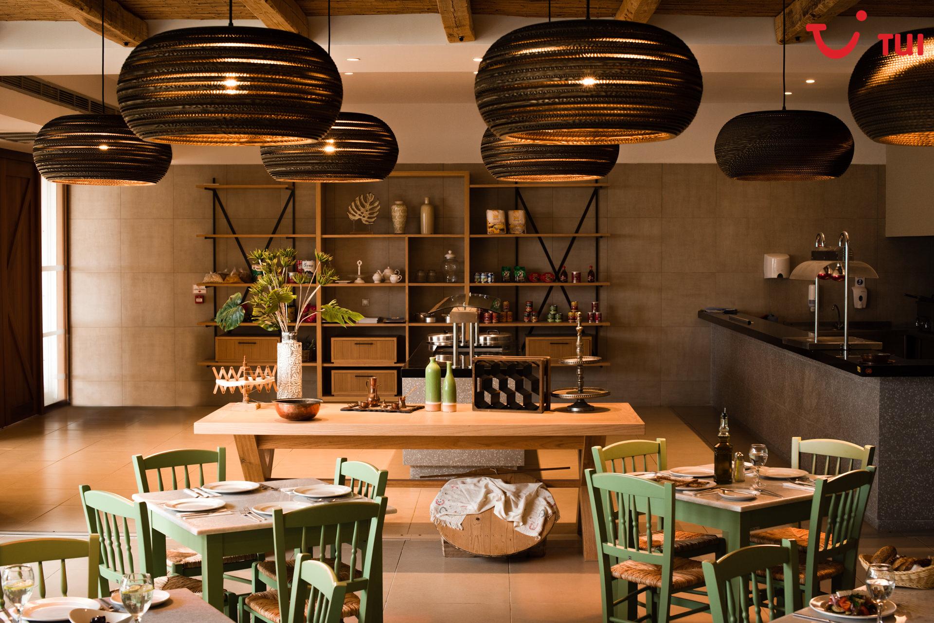 Tui best family Mikri Poli Kos restaurant taverna