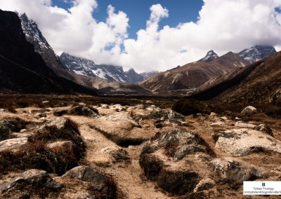 Pheriche valley everest base camp trek