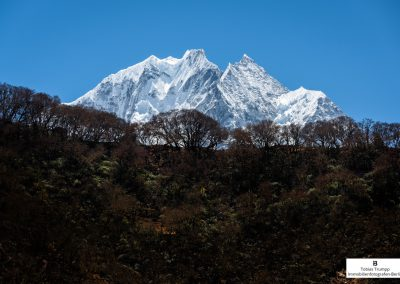Phortse everest base camp trek