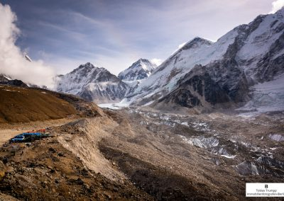 Gorak Shep everest base camp trek