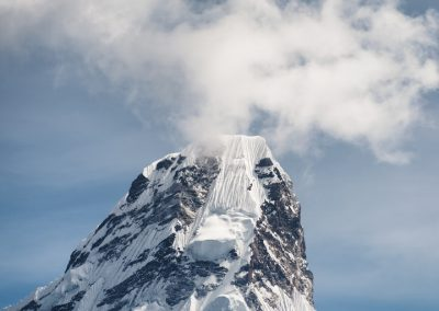Ama Dablam summit